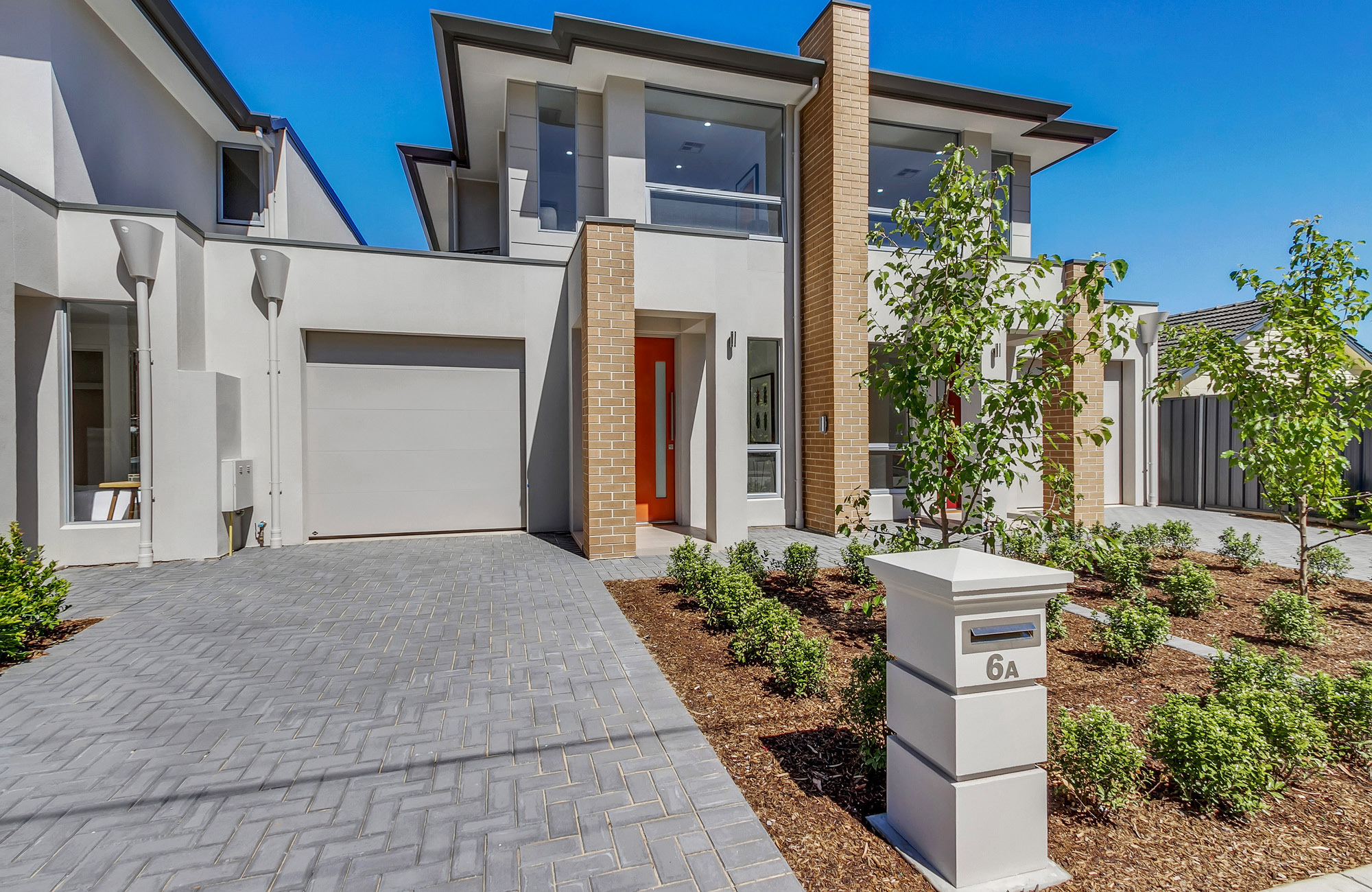 Morphettville Property Development Facade