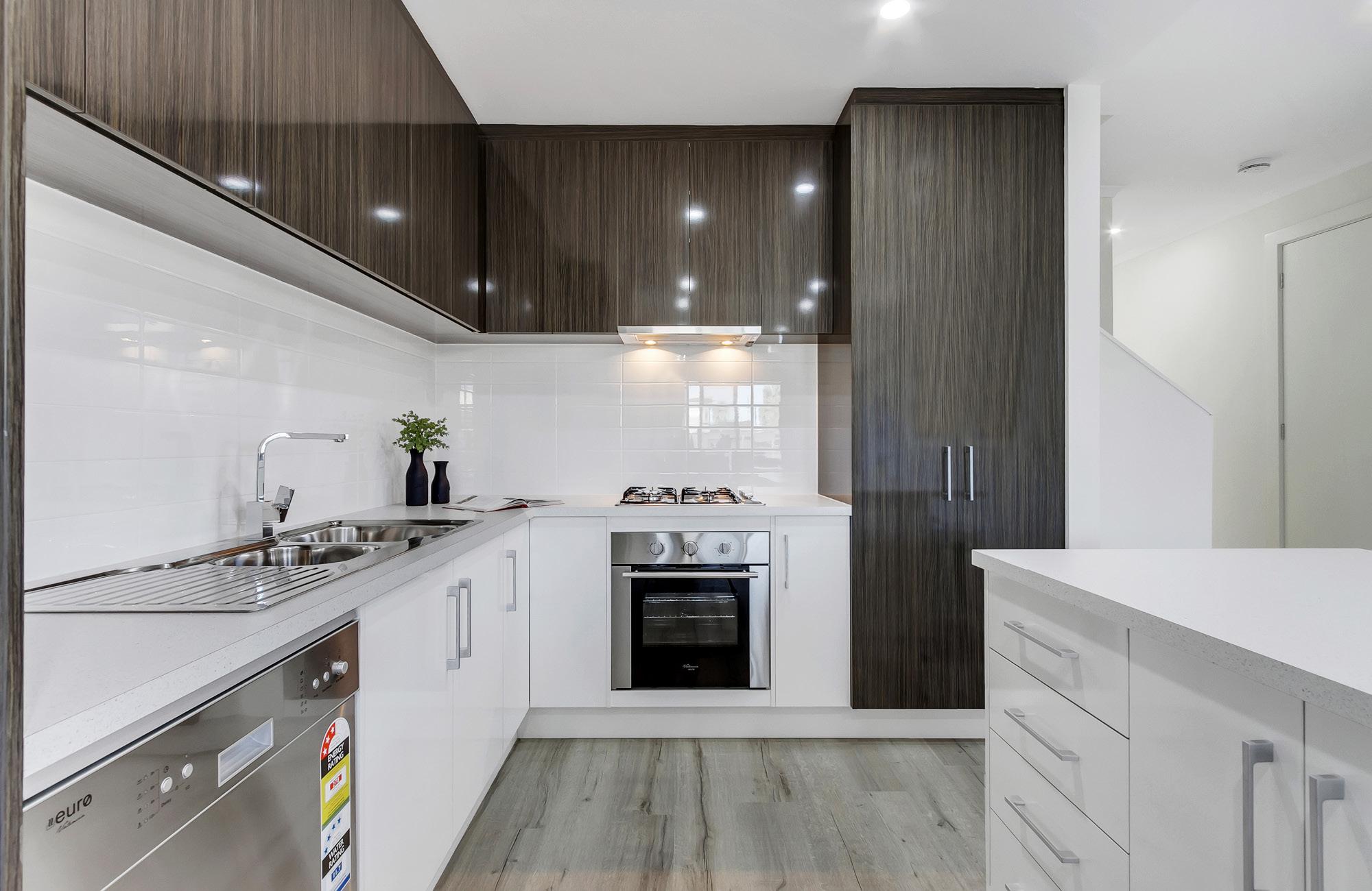 Morphettville Property Development Kitchen