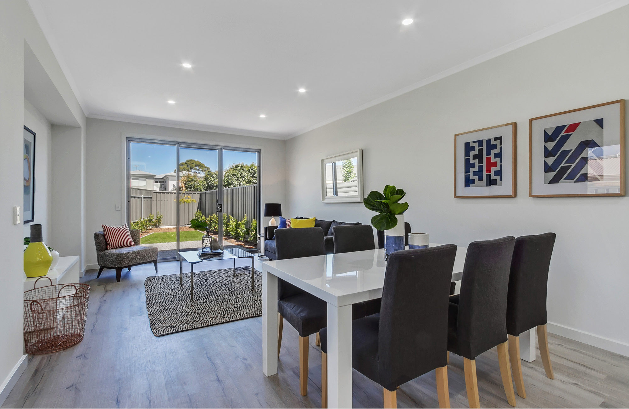 Morphettville Property Development Living
