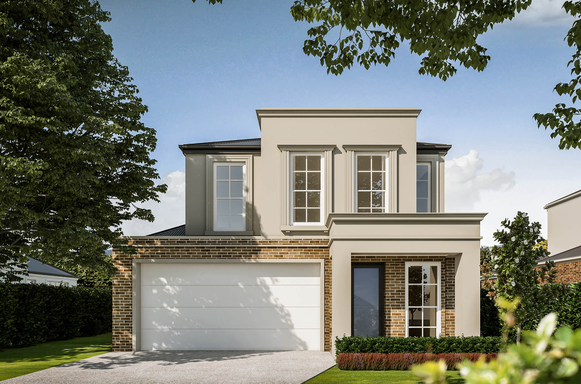 22 George Street Vale Park Custom Home & Land Package For Sale