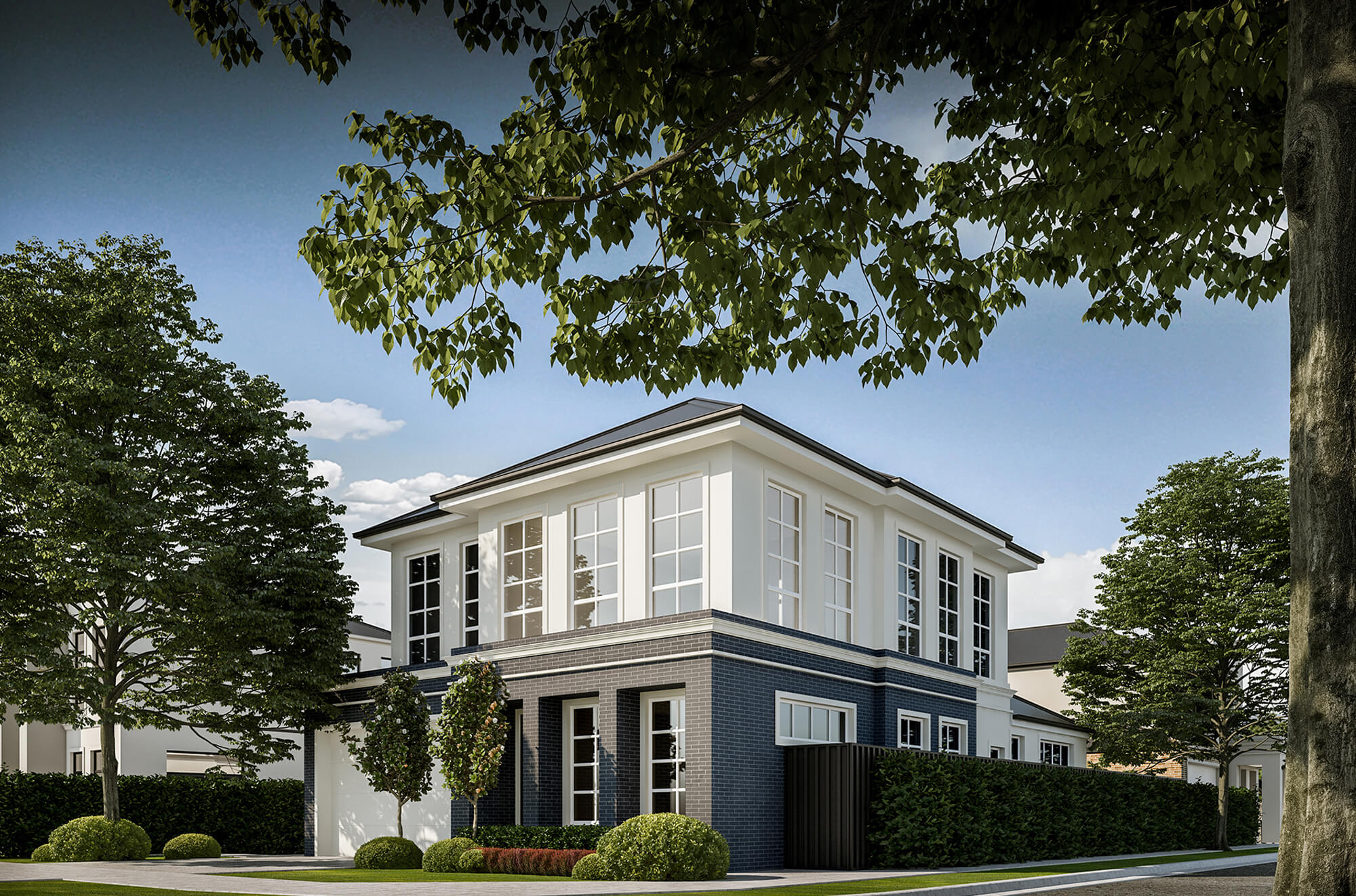 26 George Street Vale Park Custom Home & Land Package For Sale