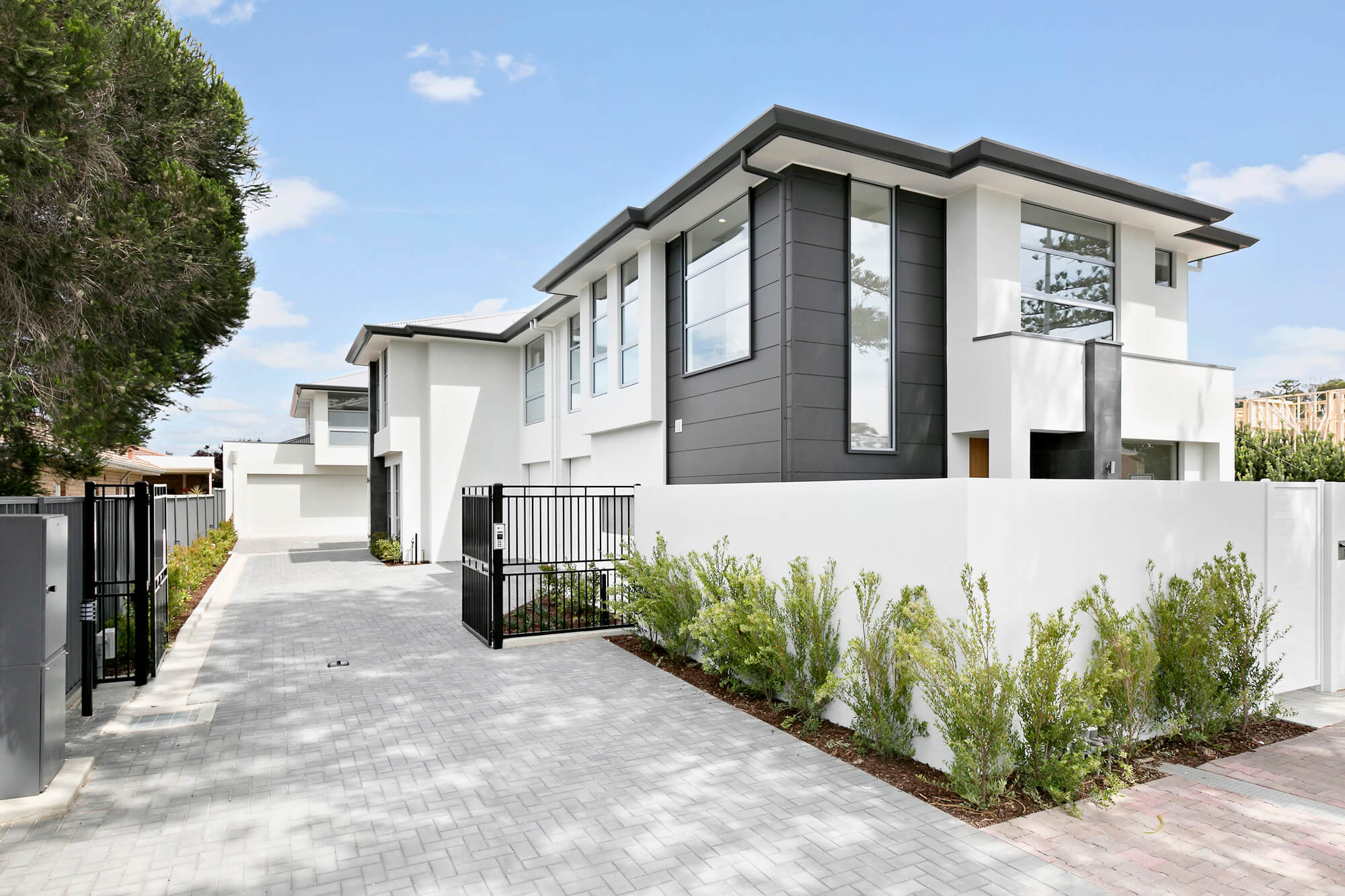 Normus Homes completed homes