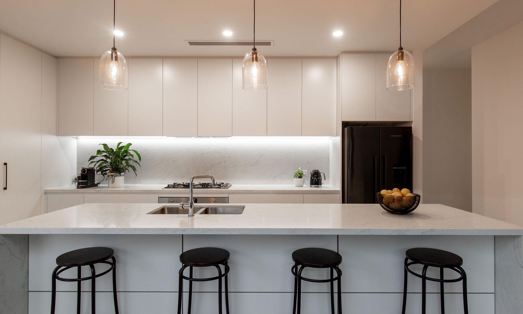 Somerton Park Normus Homes Luxury Kitchen