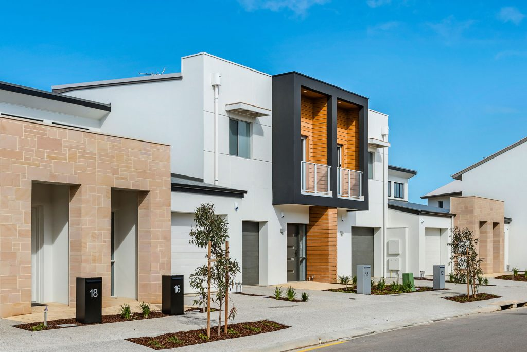 The Square Woodville West property development