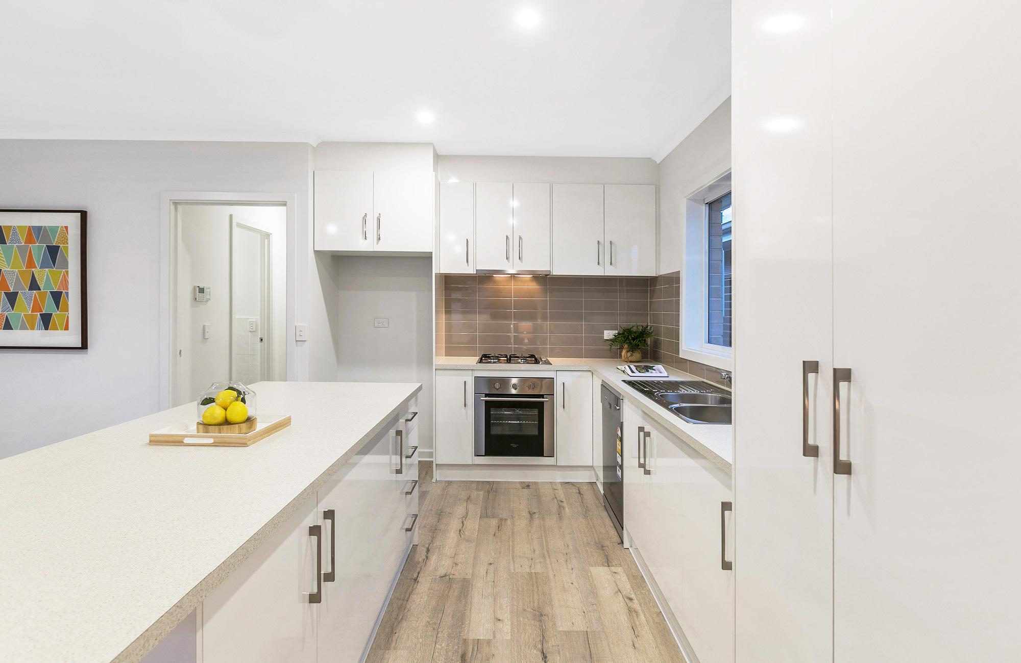 Bray Street Plympton Park kitchen