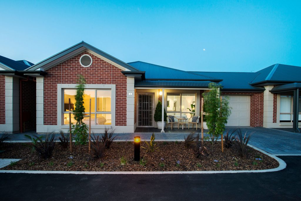 Warradale independent living project ECH