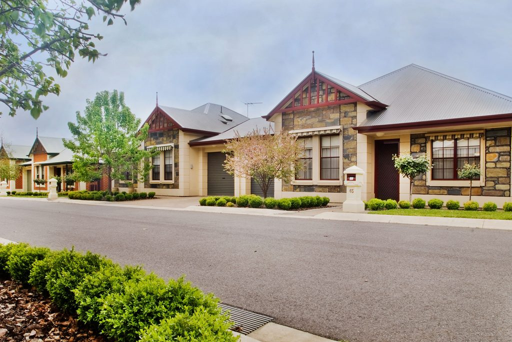 Glynde and Payneham independent living design and construction