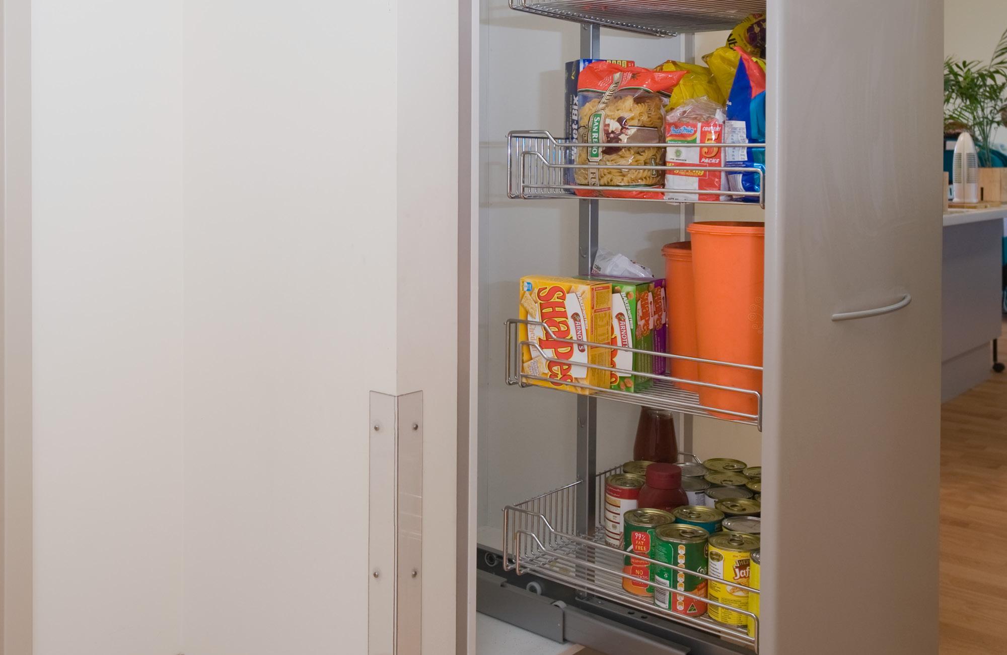Normus Urban Projects Kitchen Storage Solution