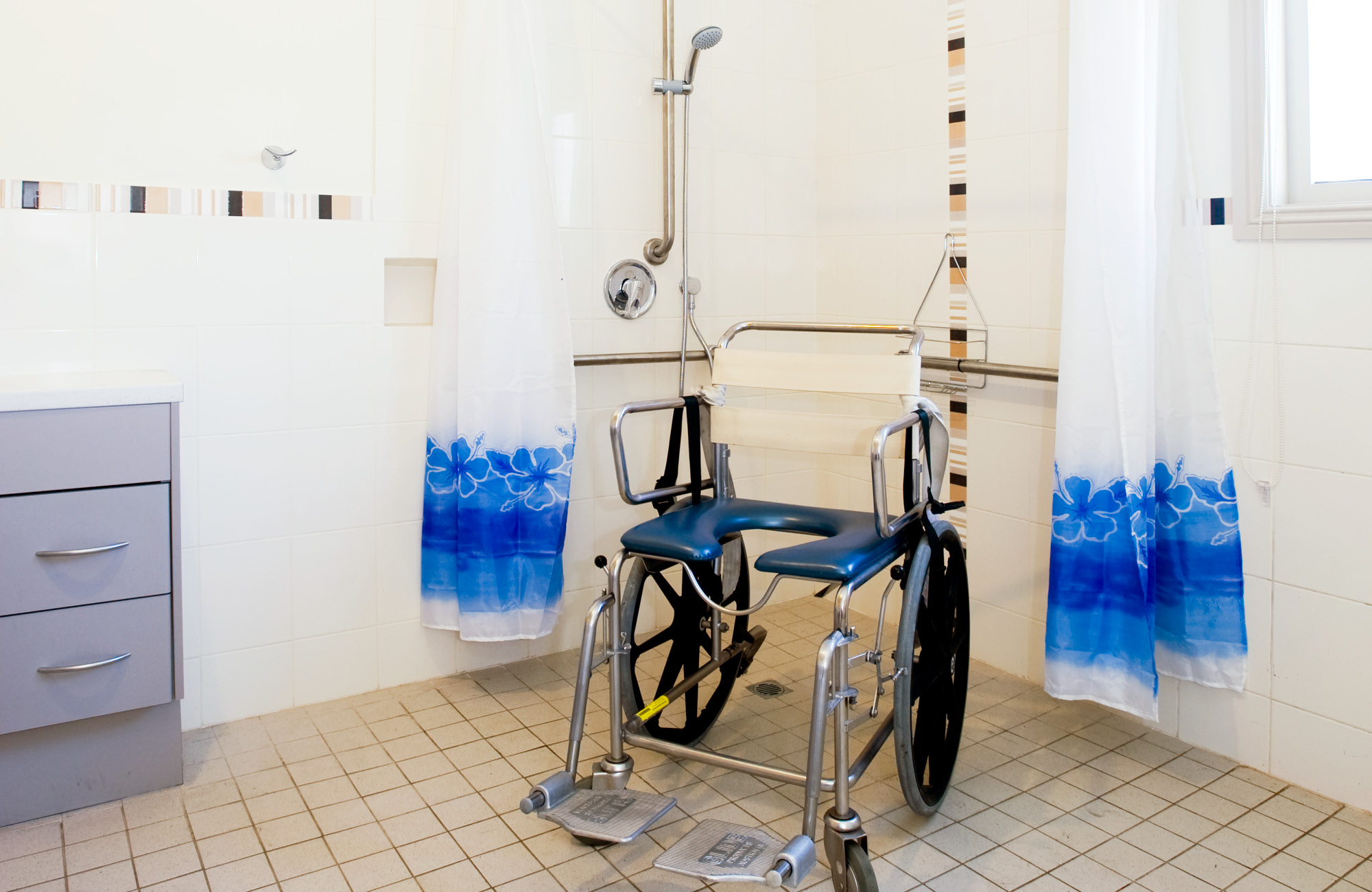 Normus Urban Projects Disability Bathroom Design