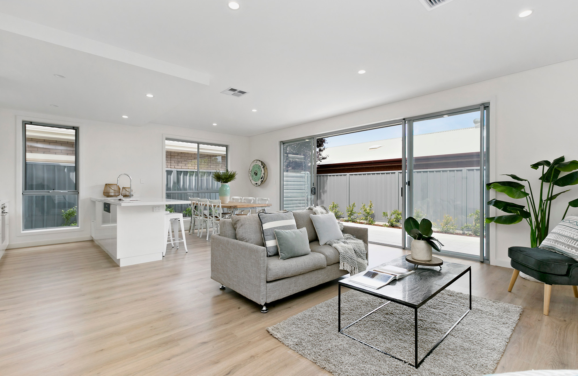 Tapleys Hill Development Living