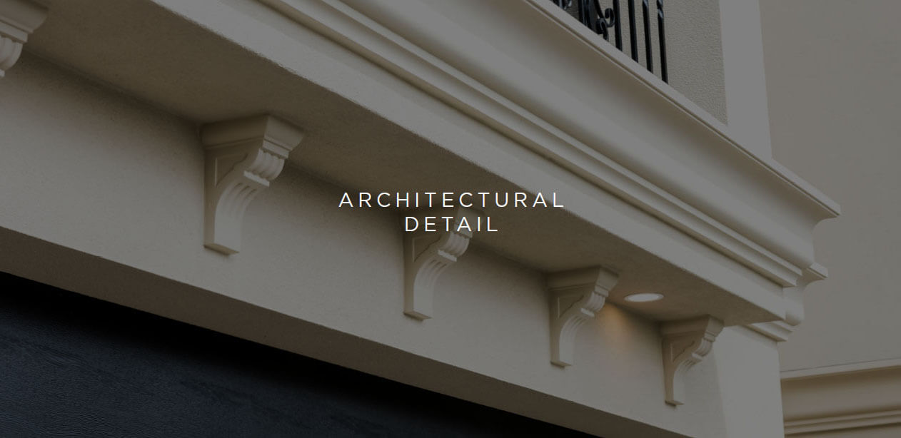 Normus Homes Architectural Detail Gallery