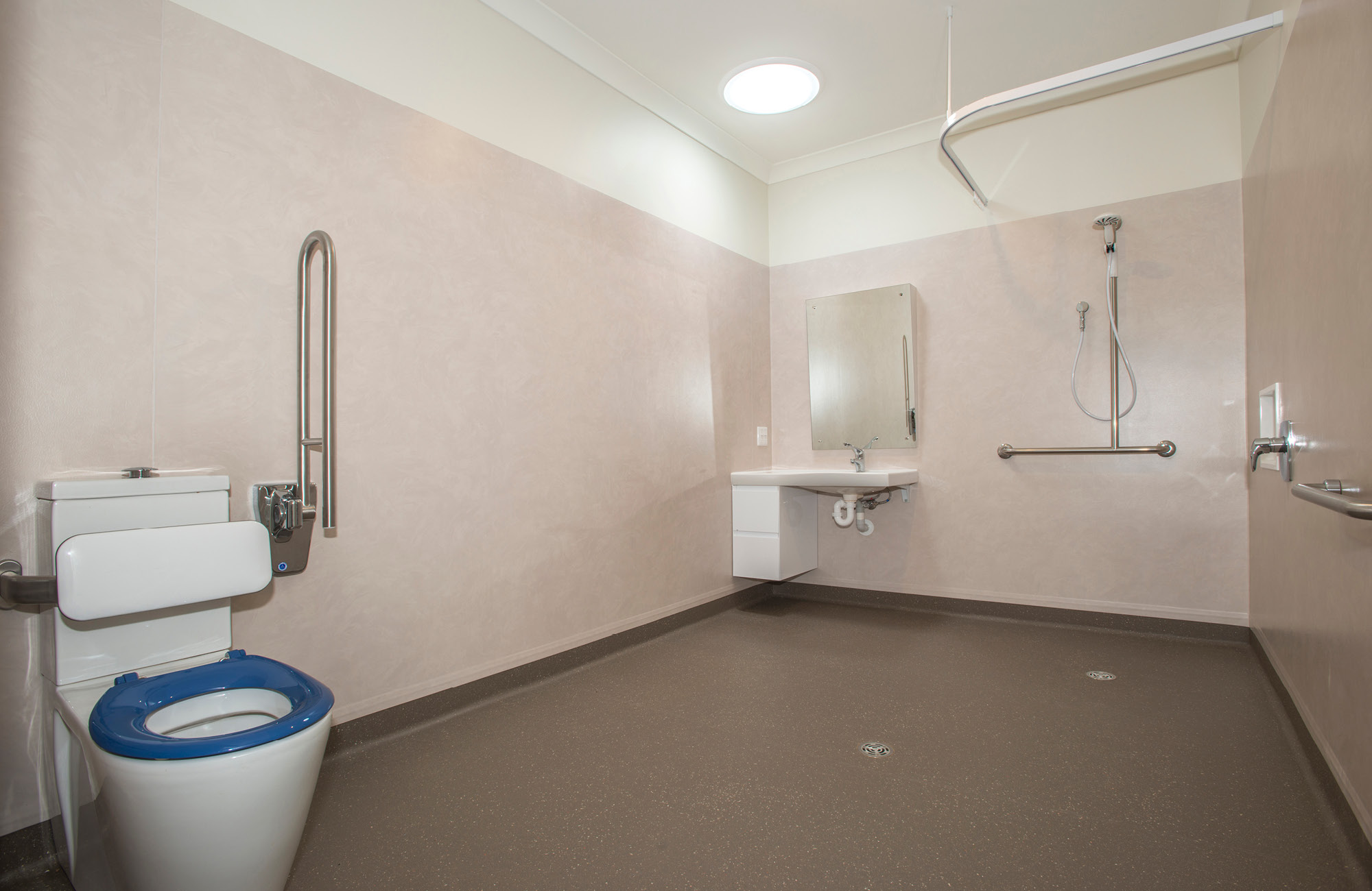 Lightsview Specialised Disability Bathroom
