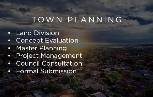 Normus Urban Projects specialises in Town Planning with a qualified town planner who can provide land division, feasibility, project management and council consultation and submission
