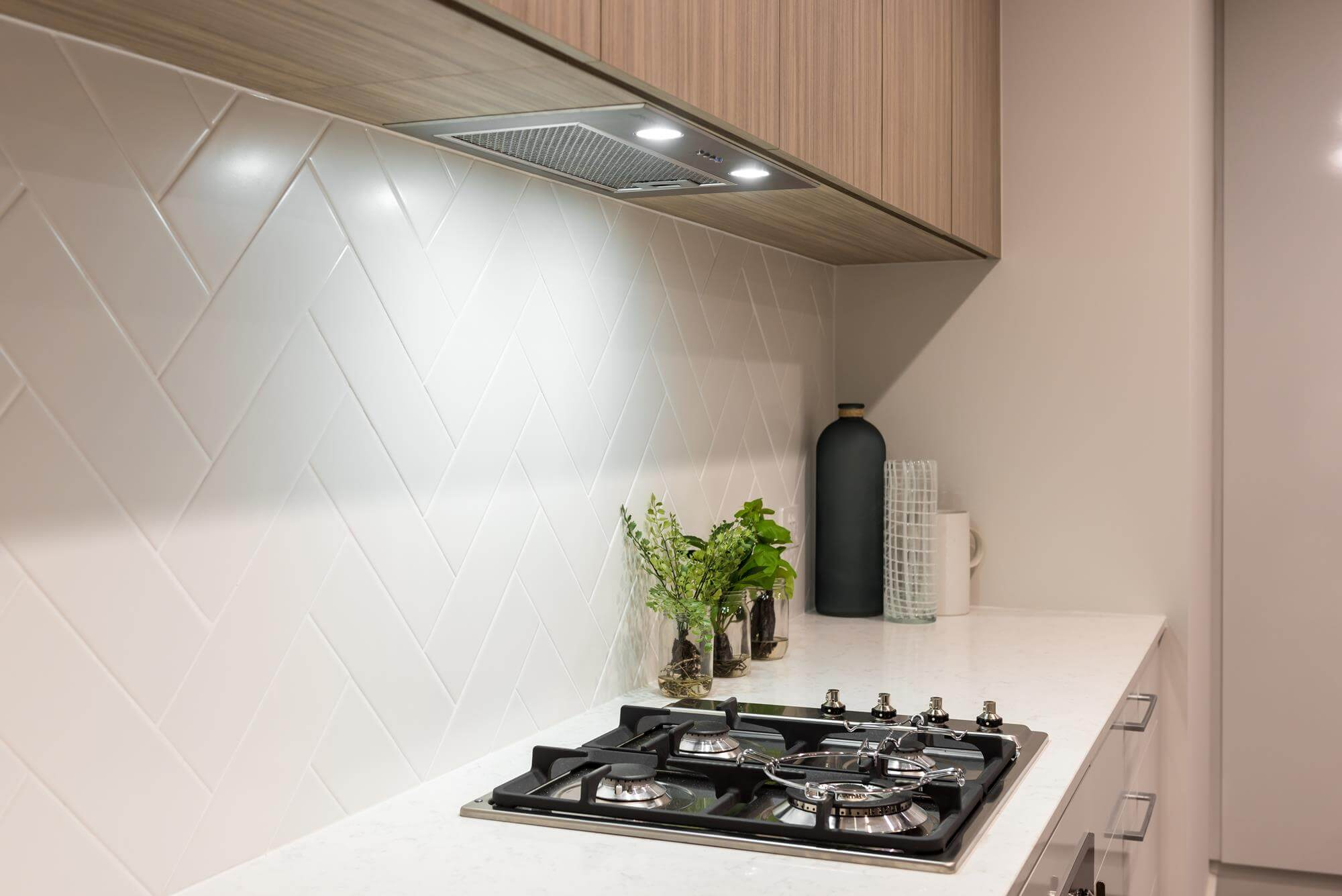 Custom Kitchen Splashback Normus Homes