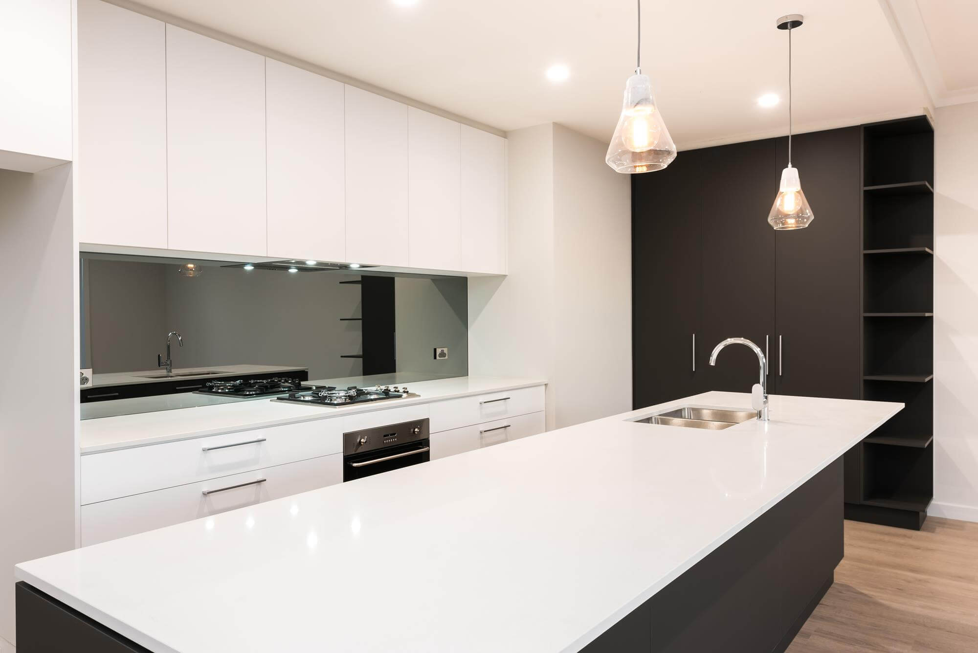 Custom Kitchen Normus Homes