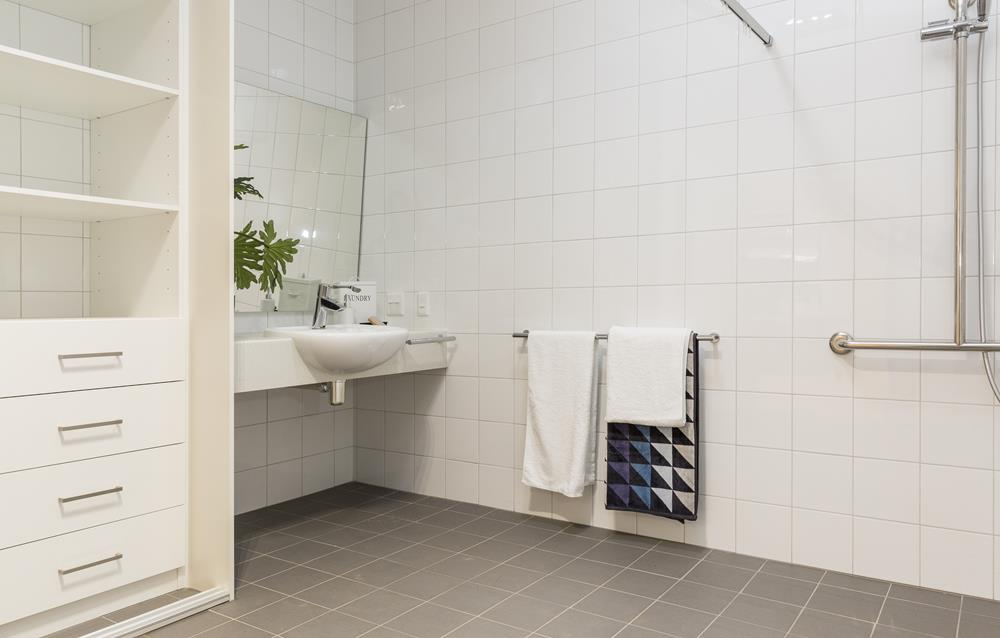 Normus Urban Projects Disabled Bathroom