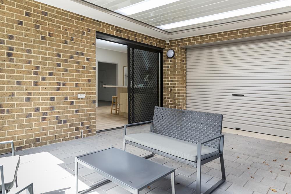 Normus Urban Projects Thomas St Salisbury Outdoor Living