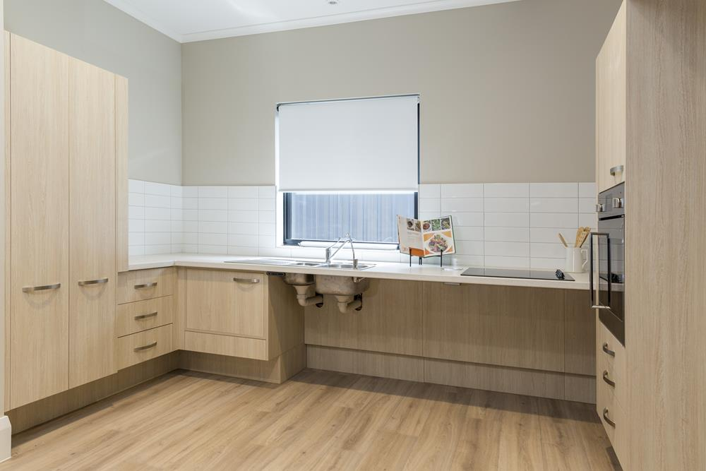 Normus Urban Projects Disability Kitchen