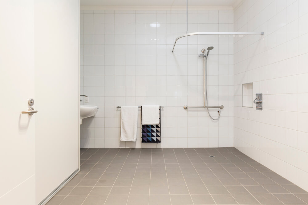 Normus Urban Projects Disability Bathroom