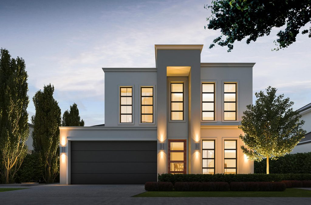 24 George Street Vale Park Custom Home & Land Package for Sale