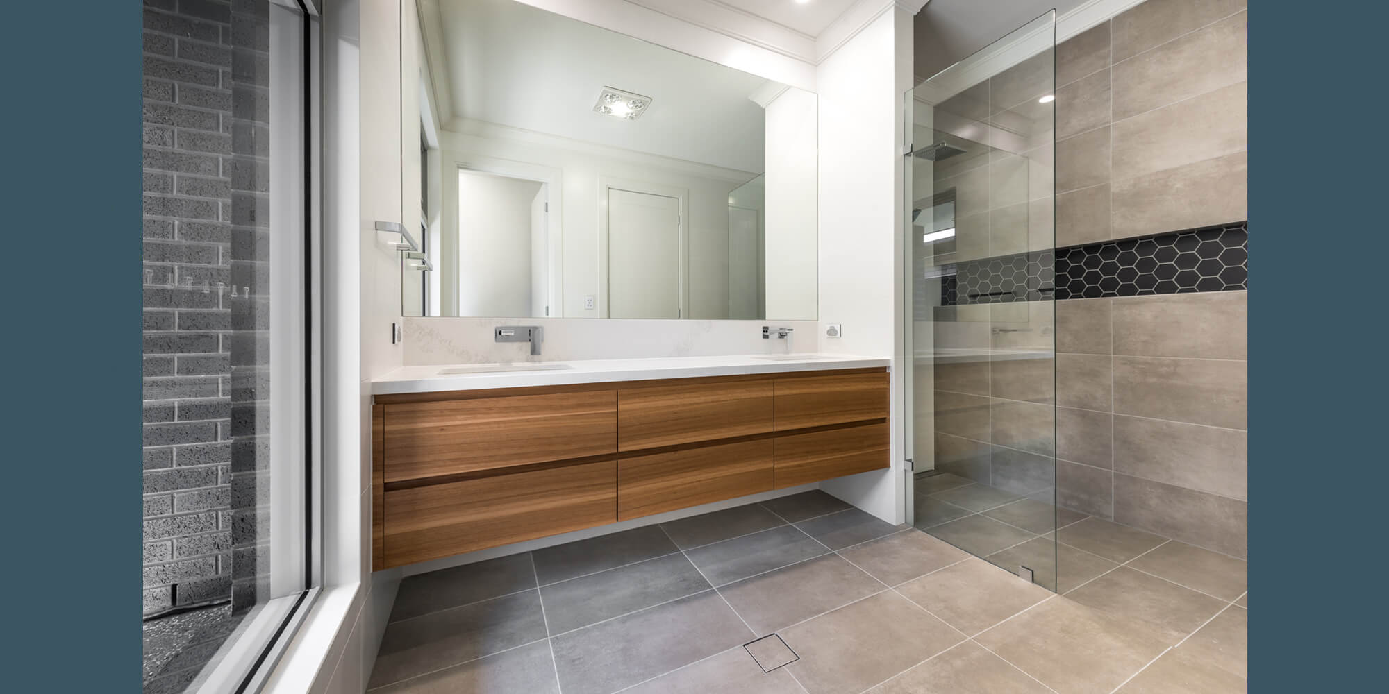 Normus Homes Custom Bathroom Design