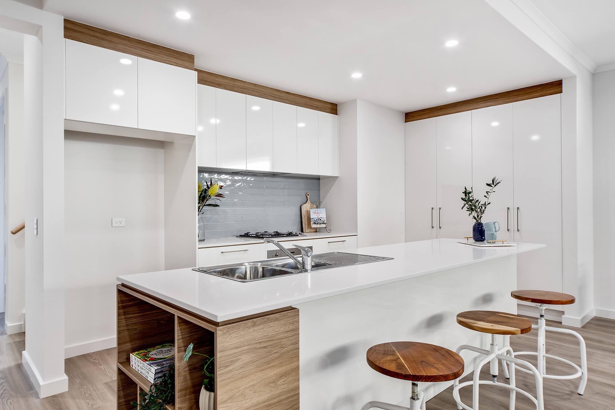 Normus Homes Thistle Avenue Klemzig Custom Home Kitchen