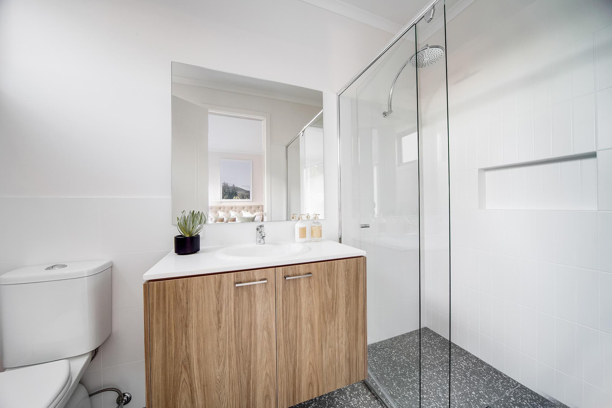 Normus Homes Thistle Avenue Klemzig Custom Home Bathroom