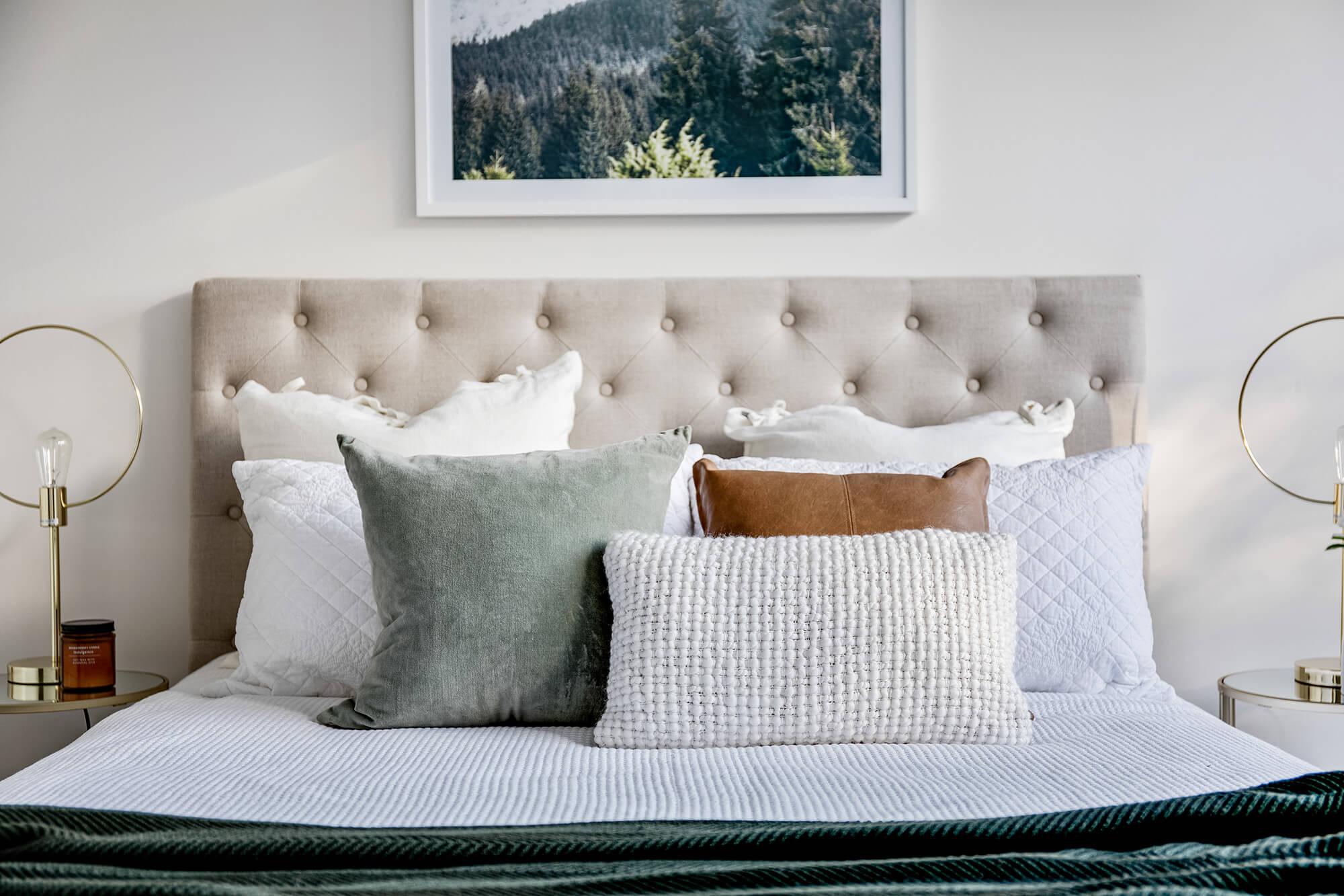 Normus Homes Thistle Avenue Klemzig Bedroom Interior Styling