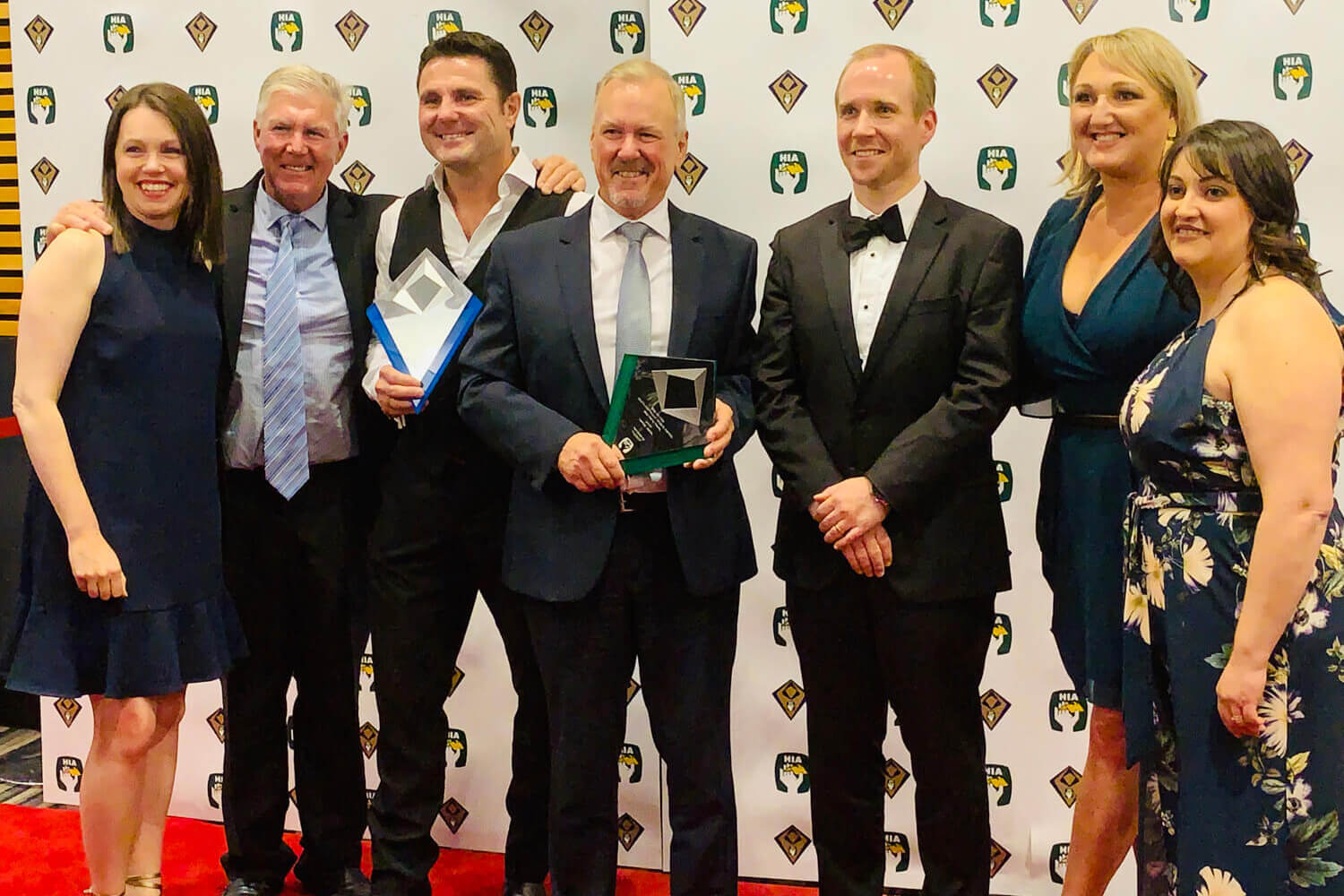 Normus Urban Projects won multiple awards at the HIA Awards