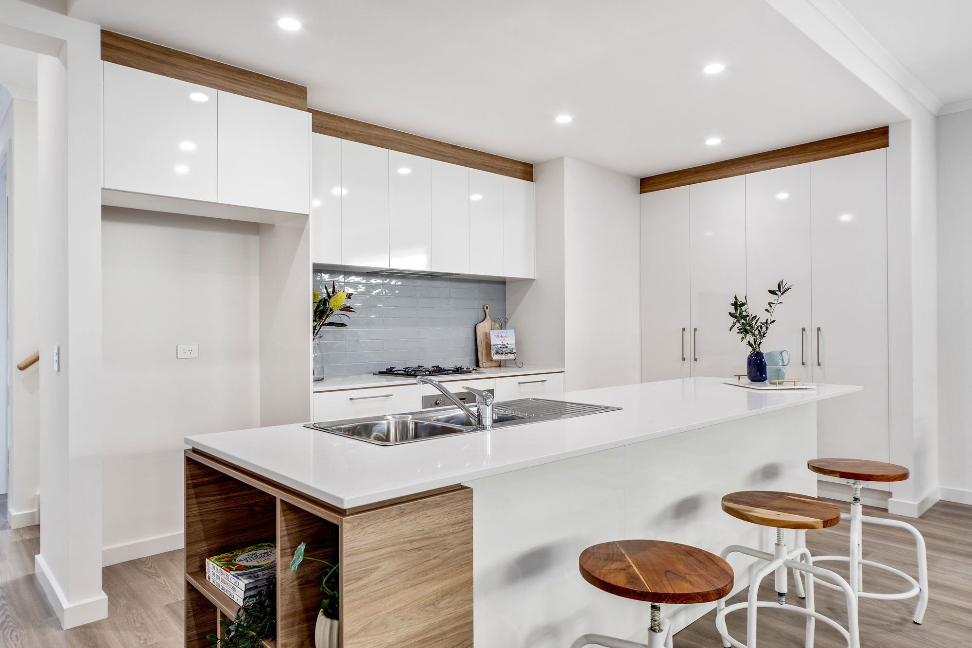 Normus Homes kitchen