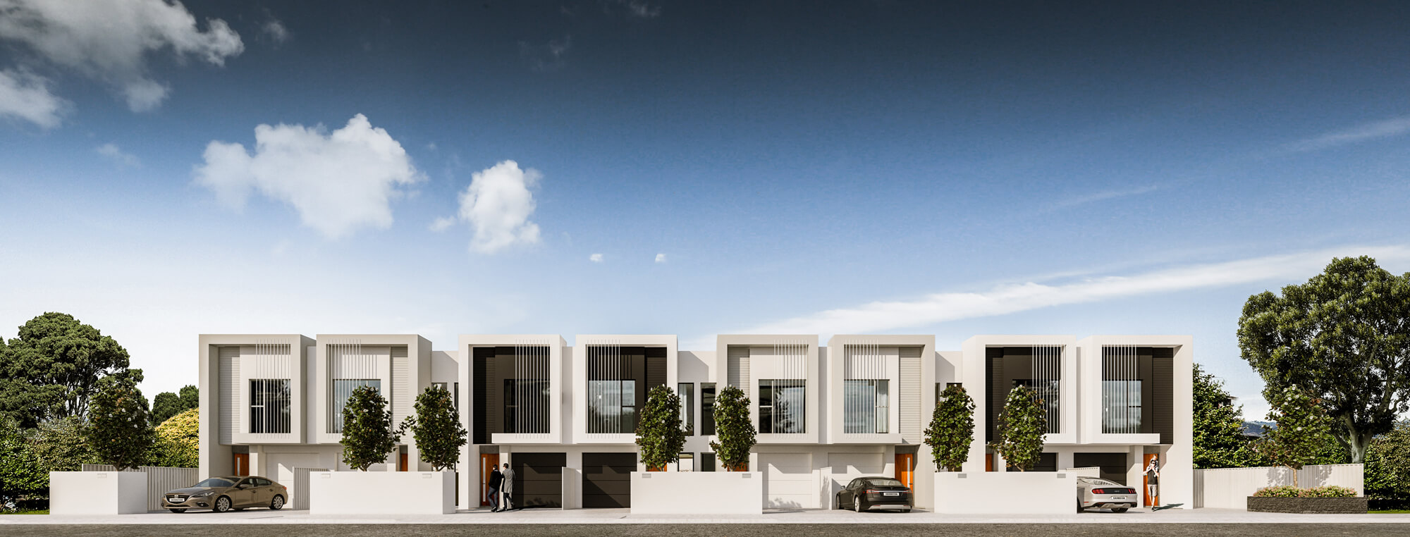 Normus Homes artists impression
