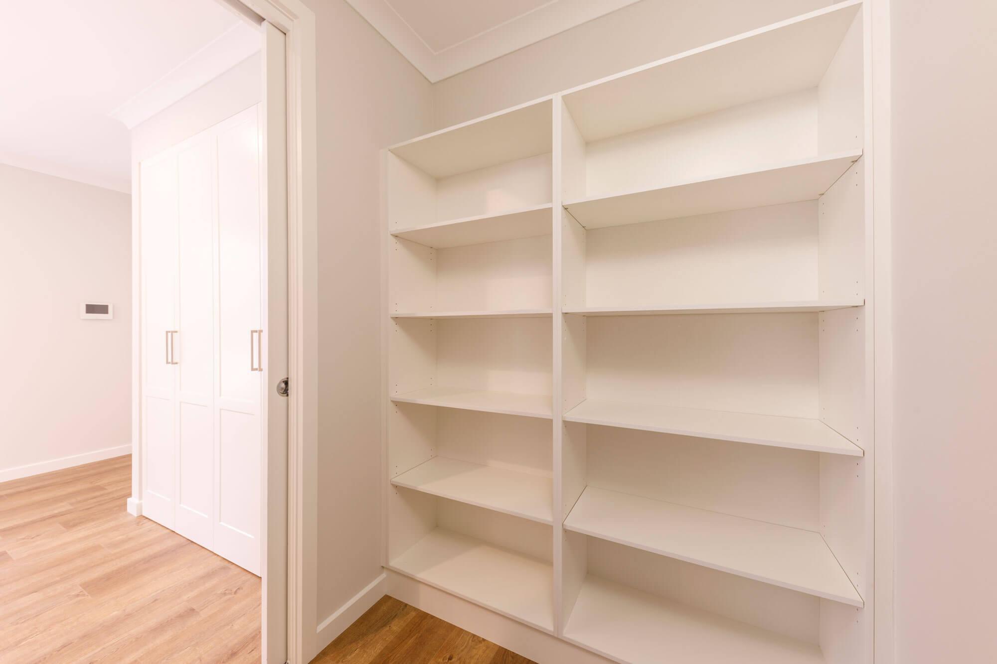 Normus Homes storage