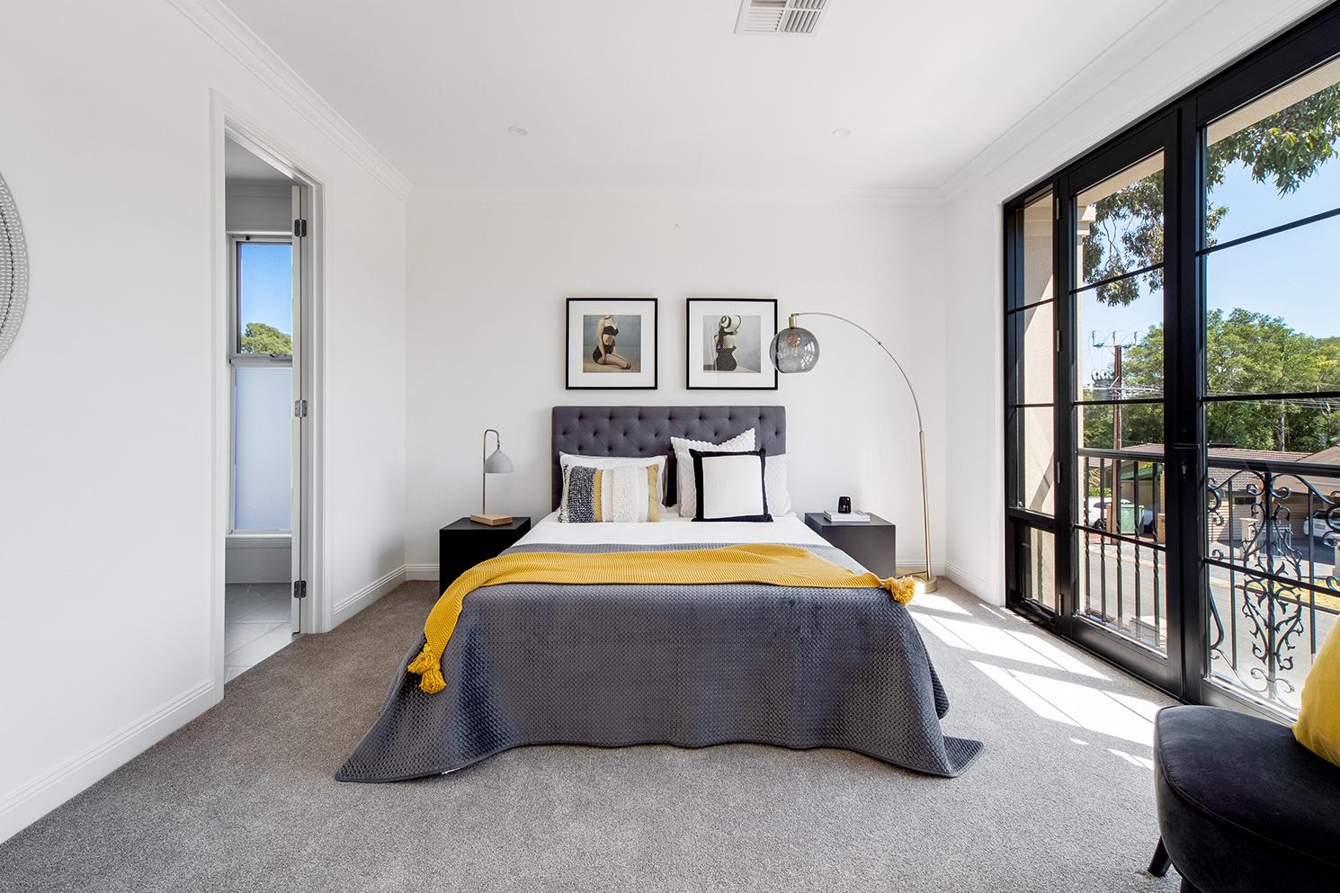 Normus Homes Klemzig bedroom