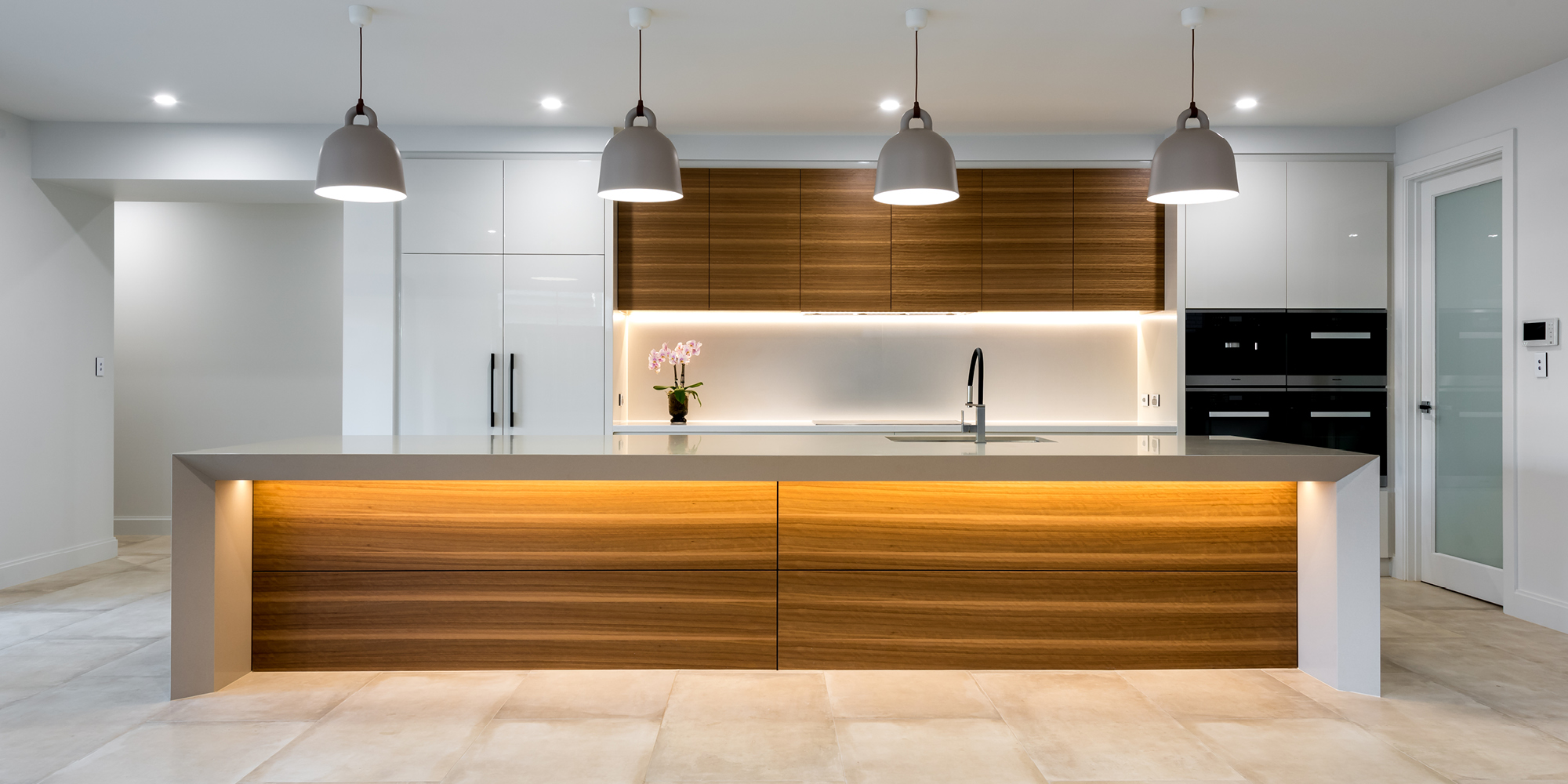 Normus Homes luxury kitchen