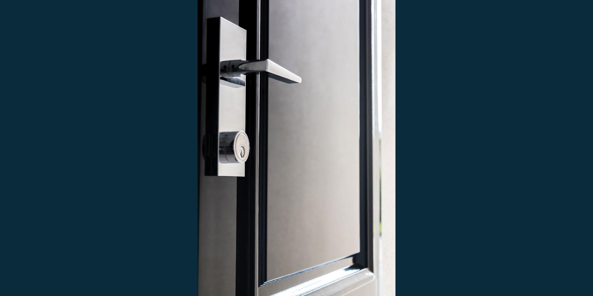 Normus Homes door detail