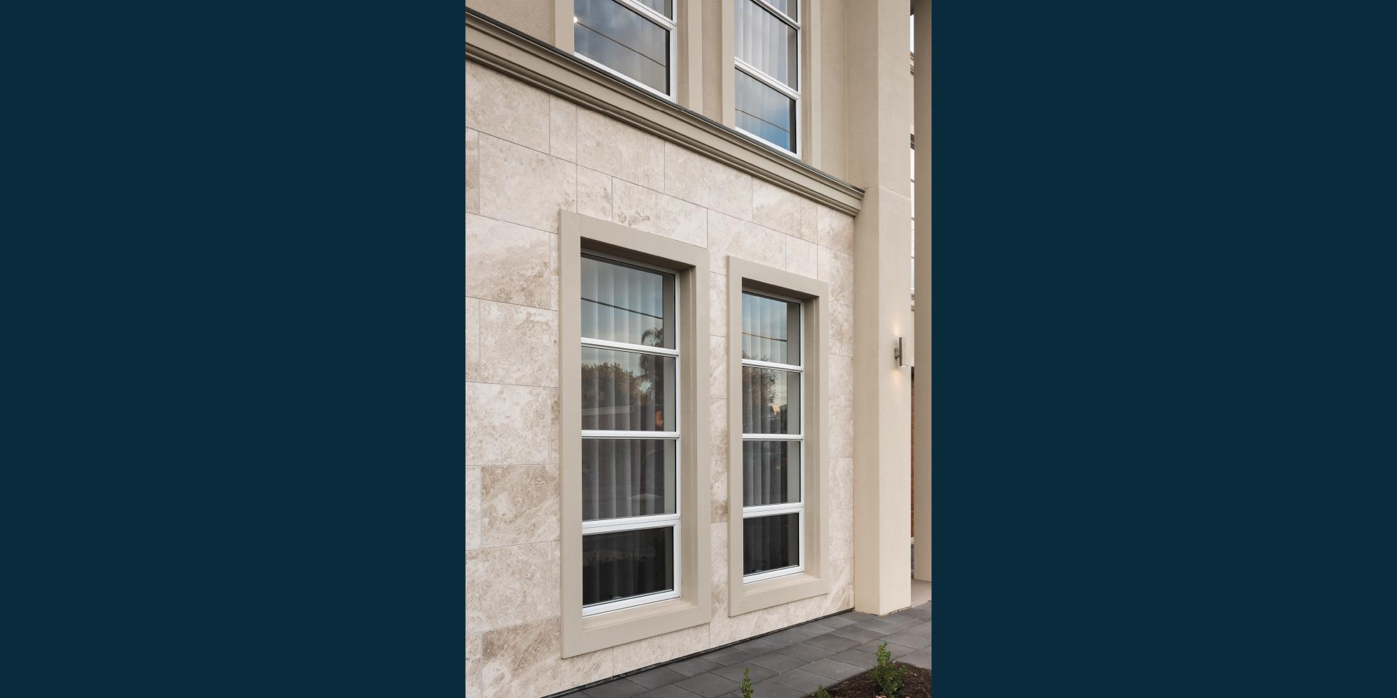 Normus Homes facade detail