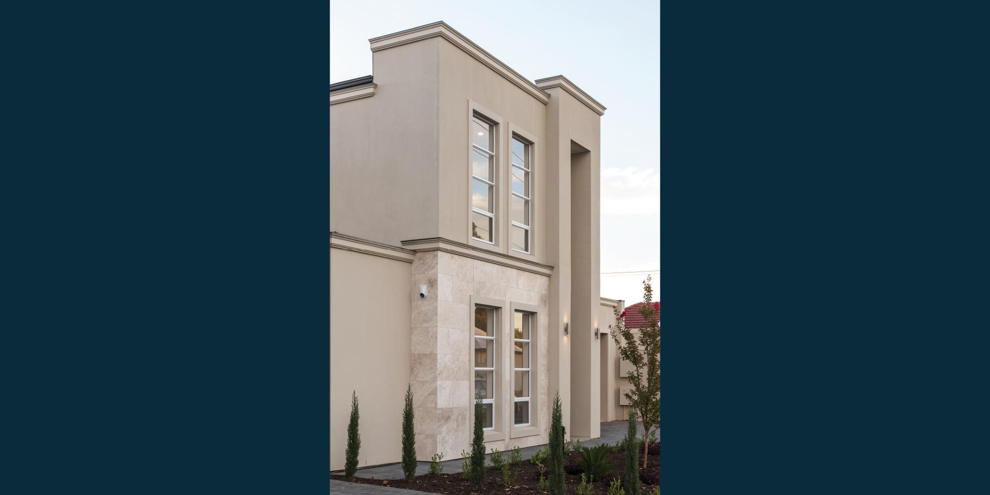 Normus Homes facade
