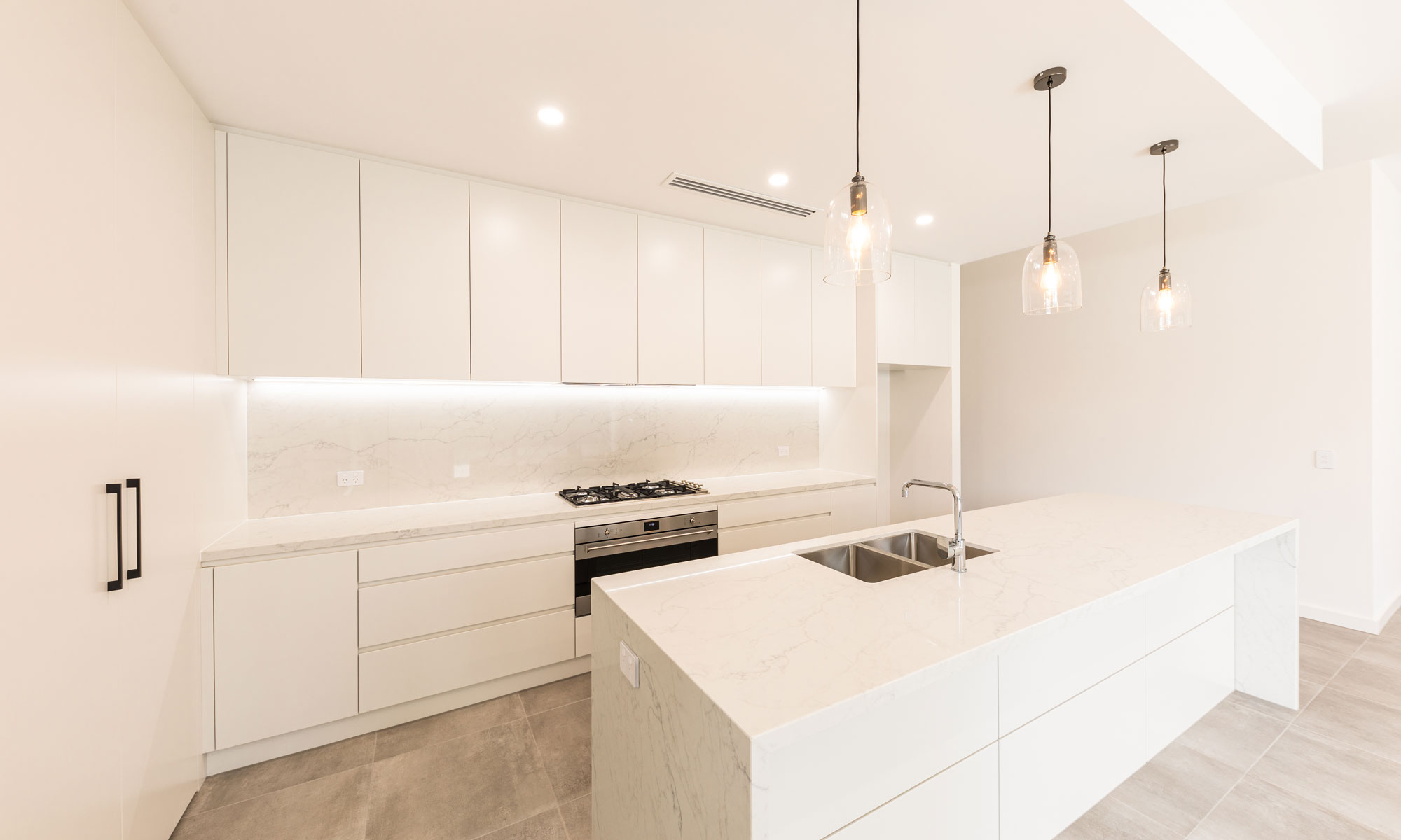 Somerton Park Normus Homes kitchen aspect