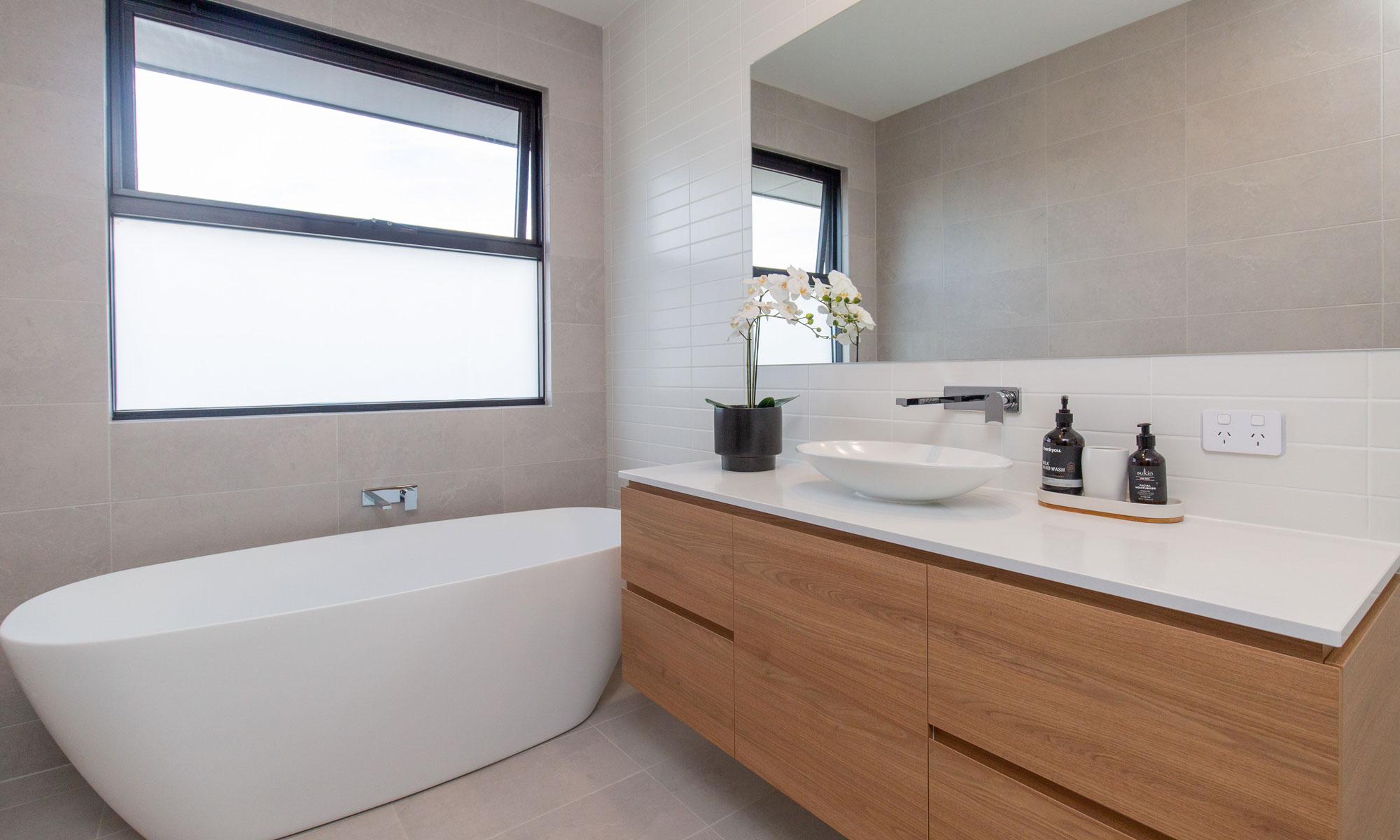 Somerton Park Normus Homes bathroom