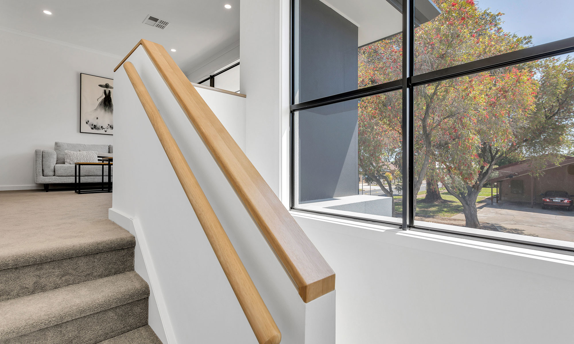 Normus Homes Klemzig staircase
