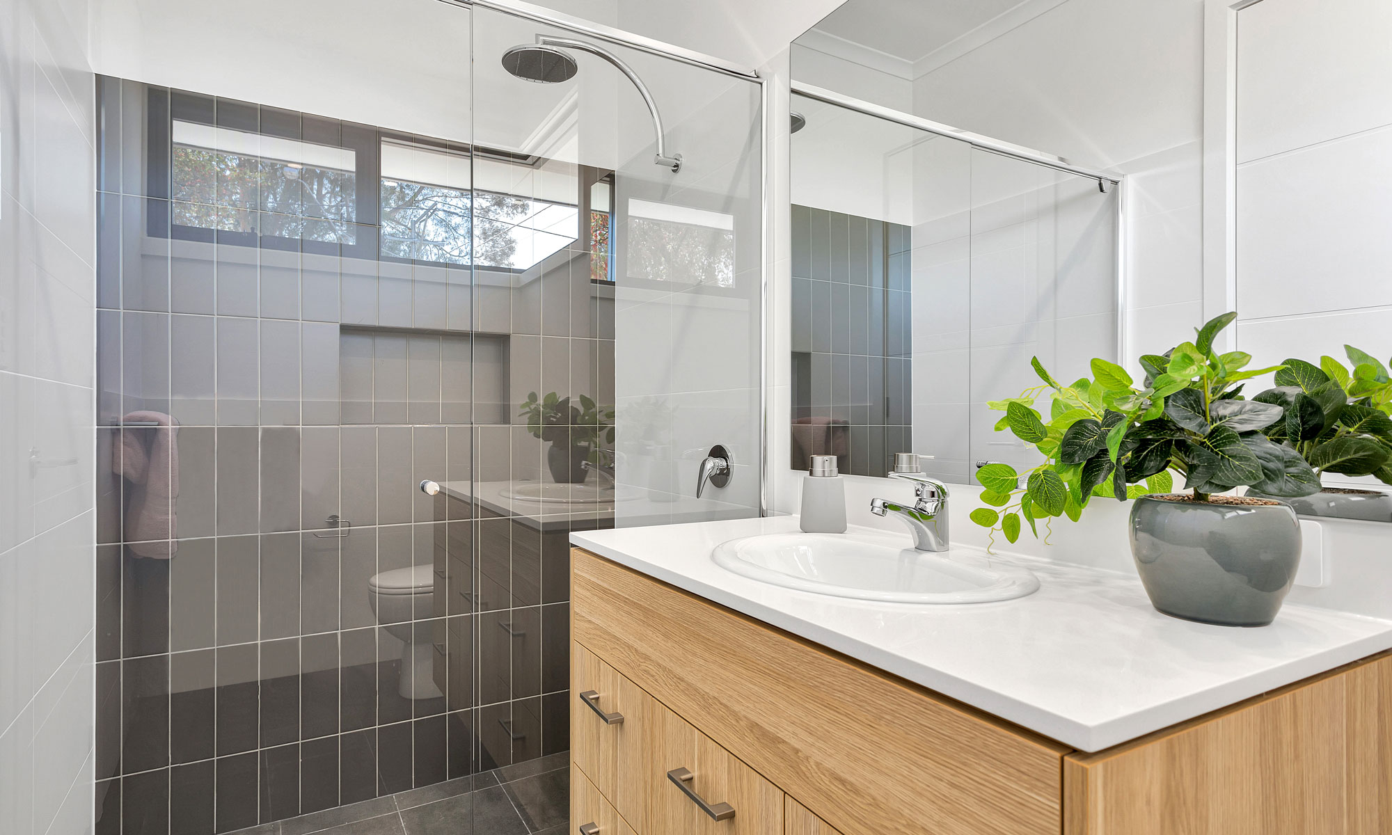 Normus Homes Klemzig bathroom