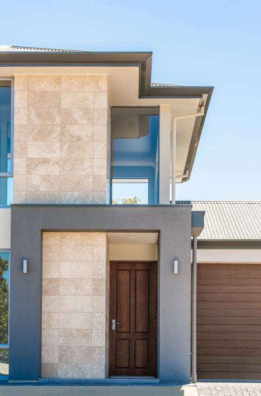 Normus Homes - Elmeade Entrance Architectural Detail