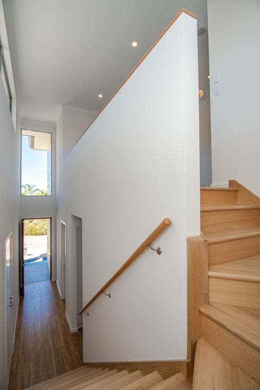 Normus Homes - Elmeade Staircase