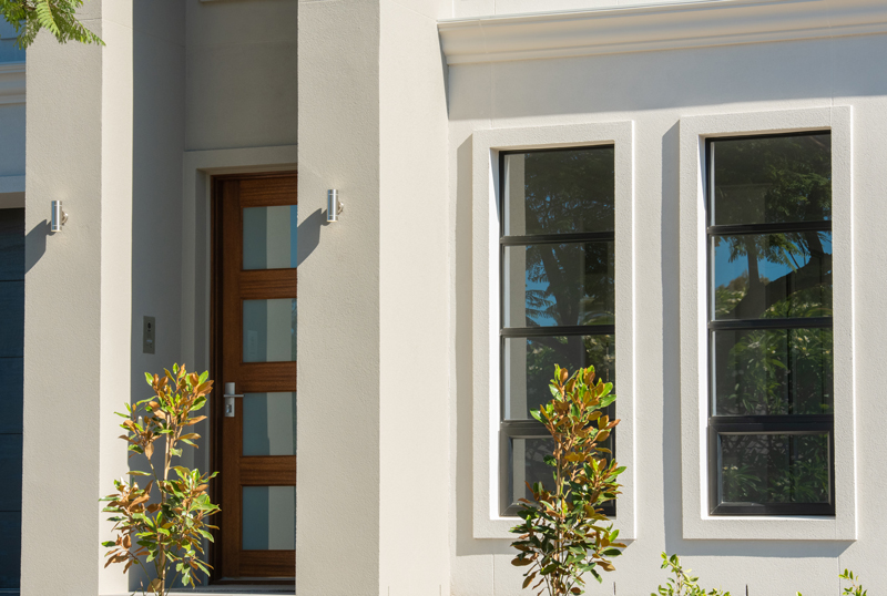 Normus Homes - George II Architectural Detail