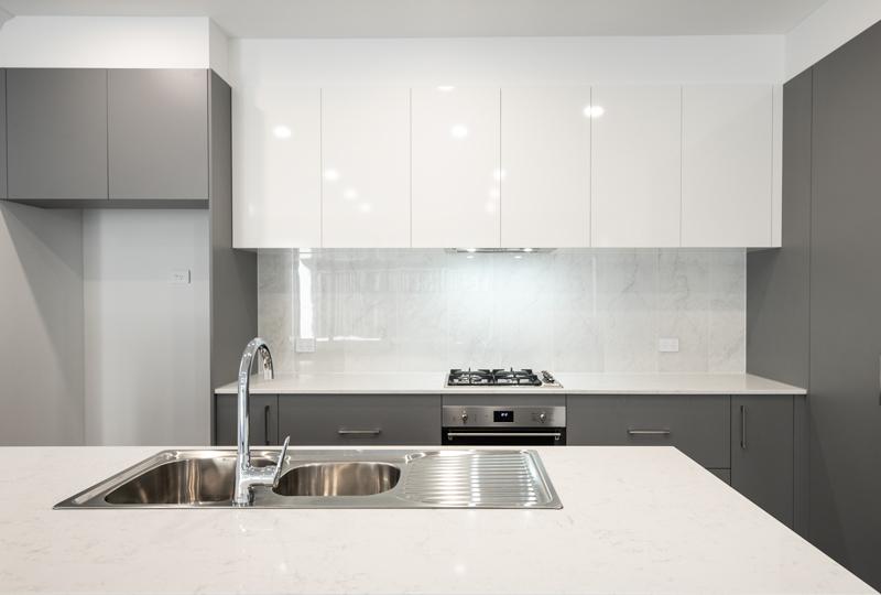 Normus Homes - George II Kitchen