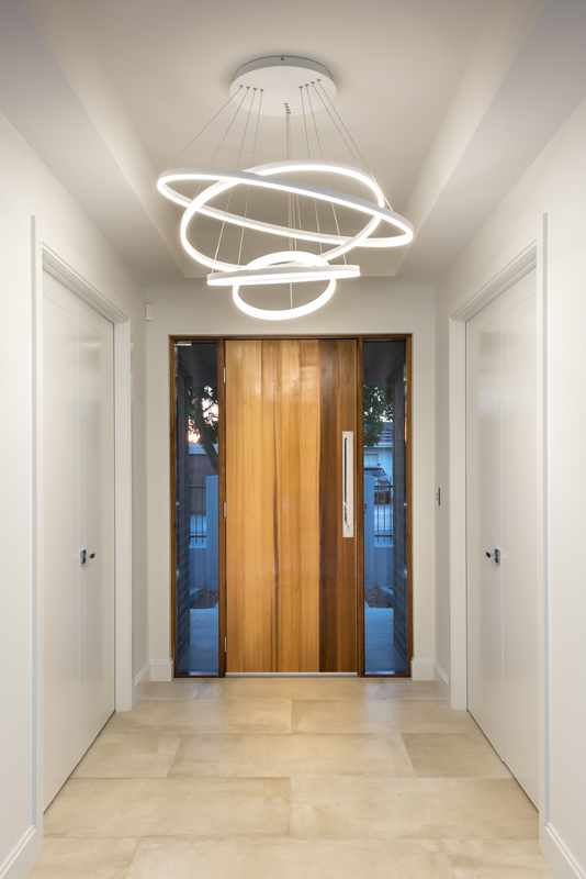 Normus Homes - Lasscock Entrance Pendant
