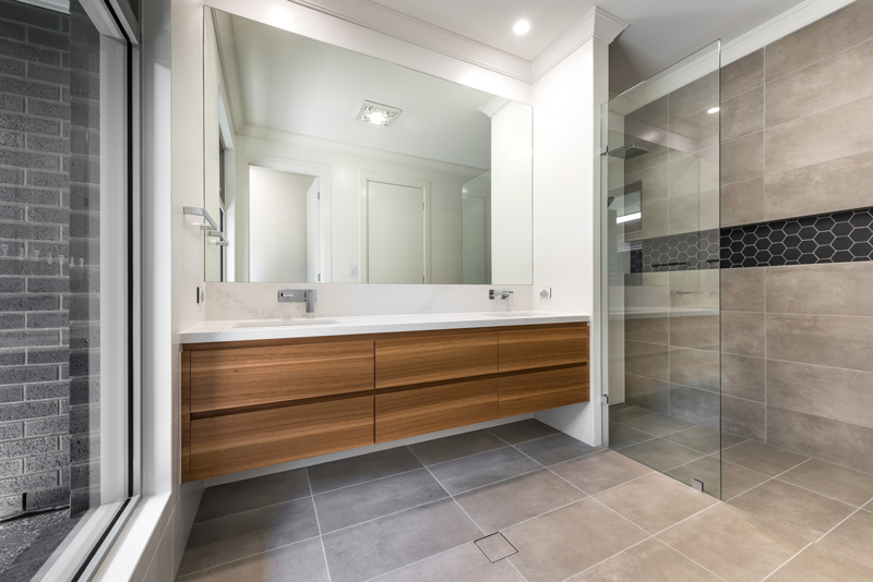 Normus Homes - Lasscock Bathroom