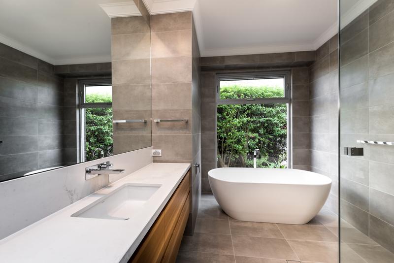 Normus Homes - Lasscock Bathroom