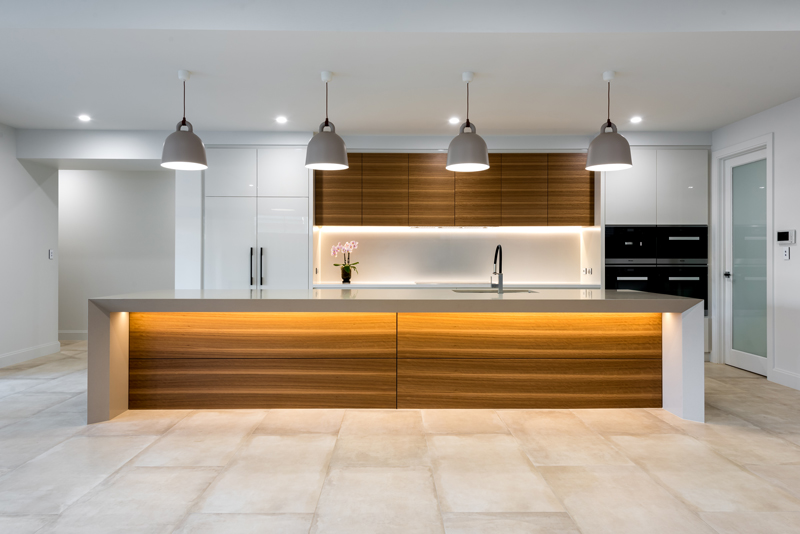 Normus Homes - Lasscock Kitchen