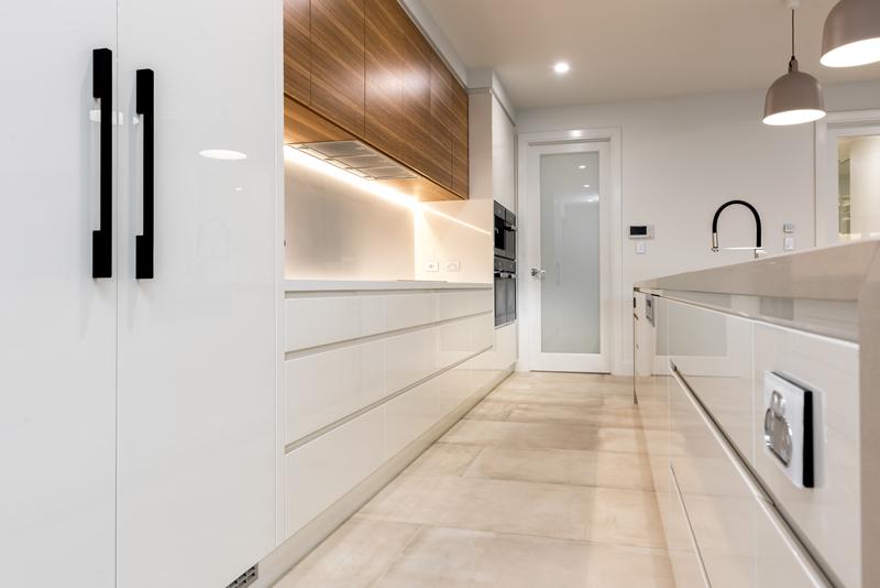 Normus Homes - Lasscock Kitchen